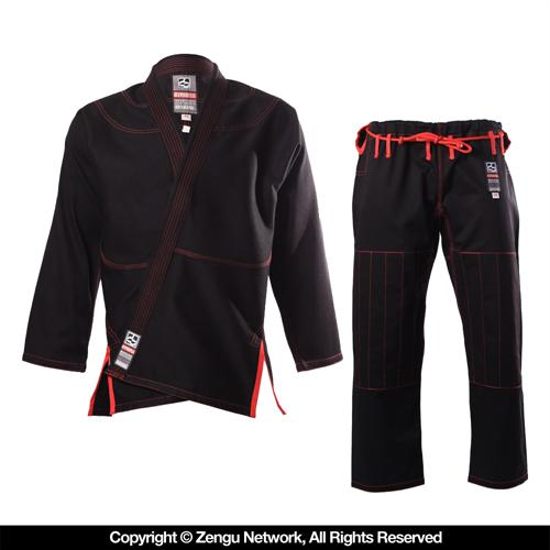Do or Die Do or Die HyperLyte Jiu Jitsu Gi - Black